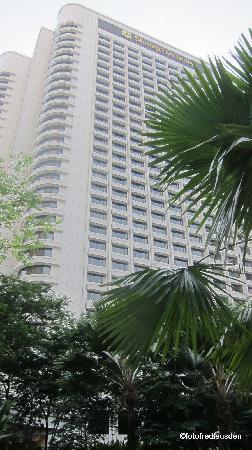 โรงแรมแชงกรี-ล่า กัวลาลัมเปอร์: hotel