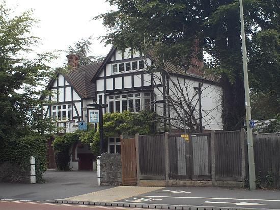 Dial House: entrada