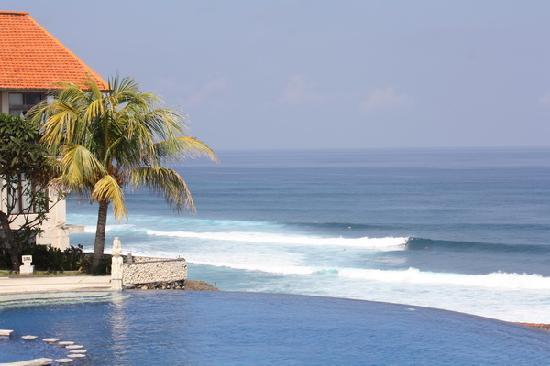 โรงแรมบลูพอยท์เบย์ วิลล่าส์ แอนด์ สปา: pool