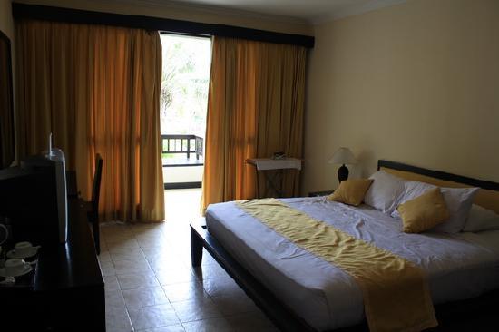 โรงแรมบลูพอยท์เบย์ วิลล่าส์ แอนด์ สปา: room