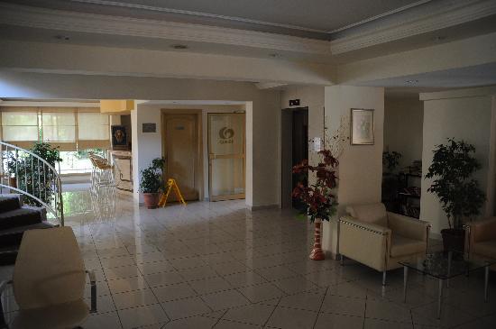 Gunes Suntime Hotel: lobby