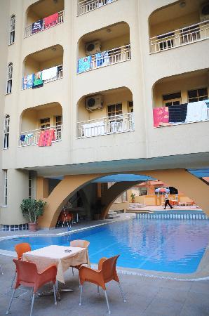 Gunes Suntime Hotel: pool