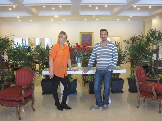 Scala Hotel Buenos Aires: en el hall