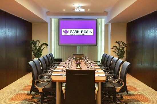 Meeting Room Boardroom Set Up Picture Of Park Regis