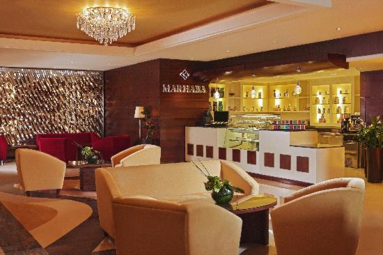 فندق بارك ريجس كريس كن: Marhaba - Coffee Lounge