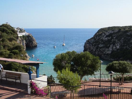 Hotel Playa Azul: vista dalla piscina