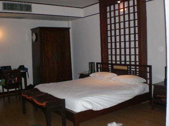 Bangkok Natural Spa & Resort: camera da letto