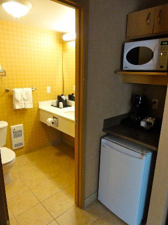 Econo Lodge Inn & Suites University: Bad