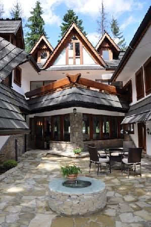 Tatra Chalet : BOURGOIS ISABELLE