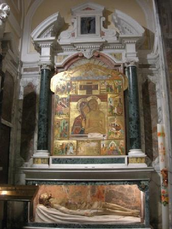Chiesa Santa Maria in Portico in Campitelli: Santa Maria in Campitelli