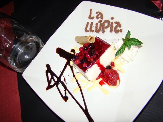 La llupia: dessert
