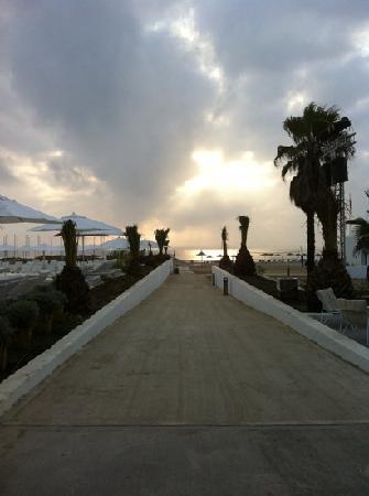 Club Med Yasmina: entre la plage et la piscine