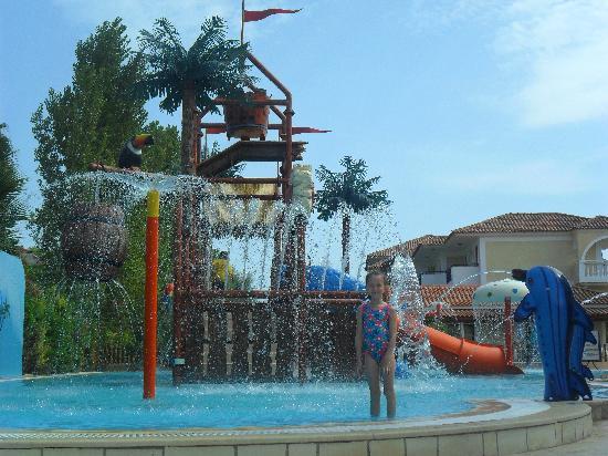 Marelen Hotel: Splash pool