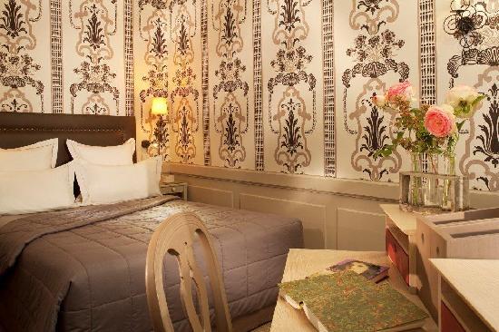 Hotel de Londres Eiffel: chambre pavillon