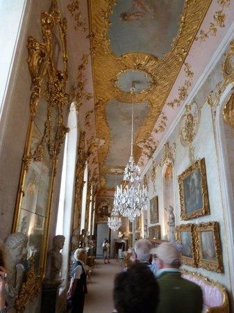 Potsdam, Alemanha: hallway