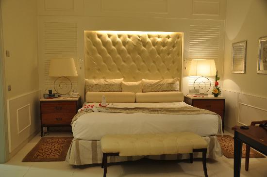 Iberostar Grand Hotel Bavaro: El descanso.