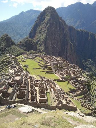 มาจูปิจู: Mach Picchu