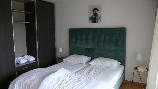 Apart Hotel Legendaer: Schlafzimmer