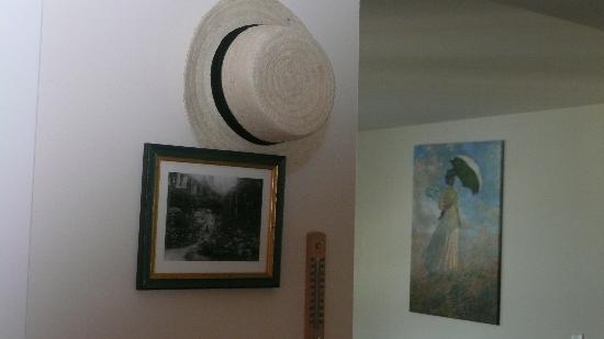 Apart Hotel Legendaer : Impressionen von Claude Monet