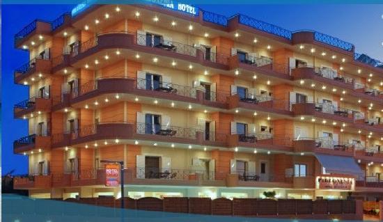 Lefkandi, Grecia: Philoxeni Hotel Evia Island Greece
