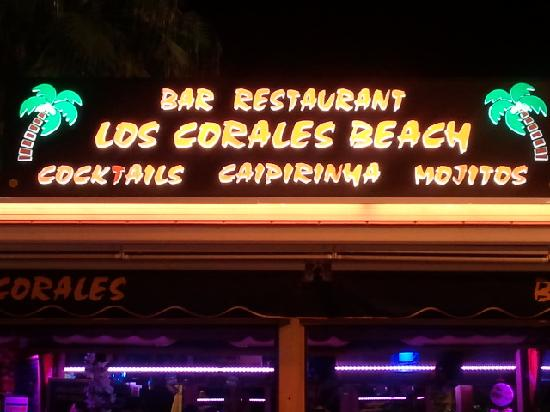 Hotel Puente Real: super Beach Bar... Super angestellte...