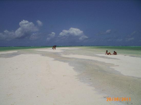 Clubviaggi Resort Twiga Beach & SPA : LINGUA DI SABBIA