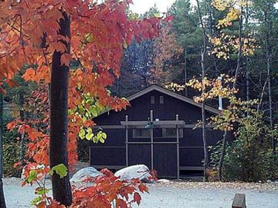 The Canadian Ecology Centre Cabins: An outside view