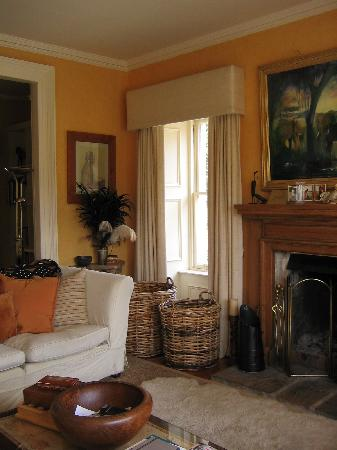 Finglen House Bed & Breakfast: Sitting room