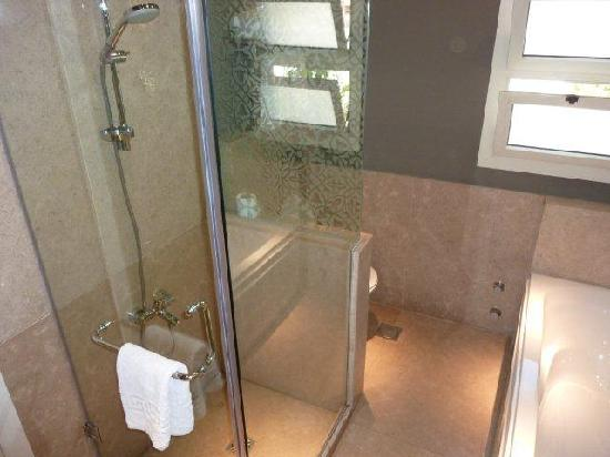 Hotel Longchamps : Bathroom