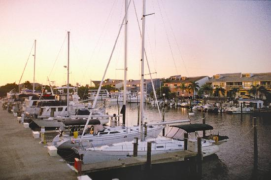 Punta Gorda, FL: Our marina offers seasonal or transient slips.