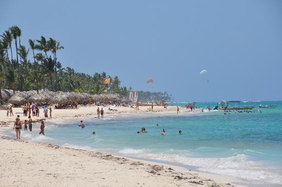 Iberostar Grand Hotel Bavaro: La playa