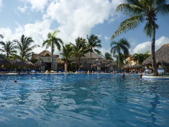 Grand Bahia Principe Bavaro: POOL VIEW