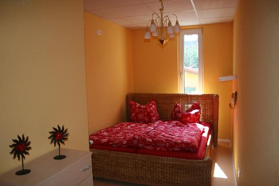 Artisthotel: a nice sleeping room
