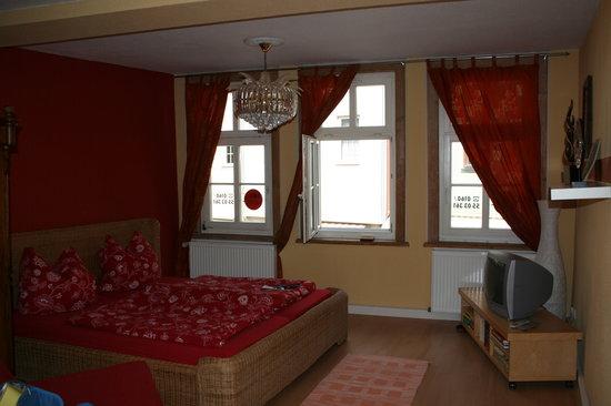 Artisthotel: another sleeping room