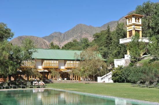 Hotel & Spa Termas Cacheuta: Termas Cacheuta - Hotel & Resort Termal