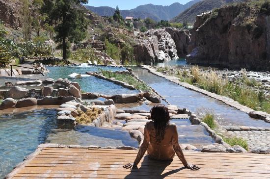 Hotel & Spa Termas Cacheuta: Termas Cacheuta - Relax y Paisaje
