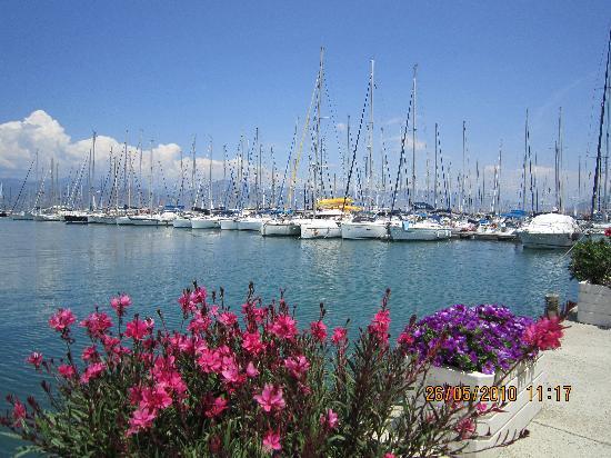 Club Tuana Fethiye: Pretty Marina in Fethiye