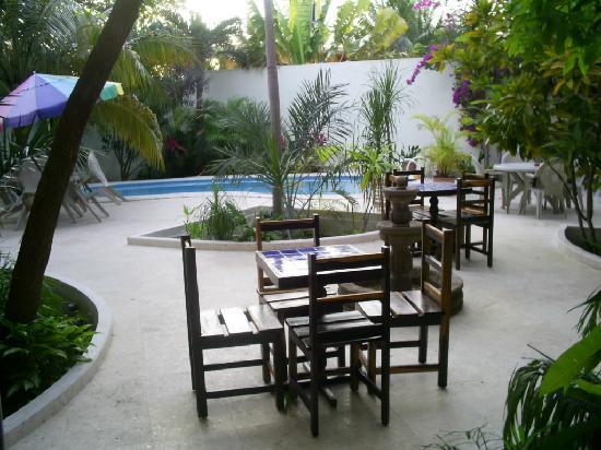 Condo-Hotel Marviya: zen garden