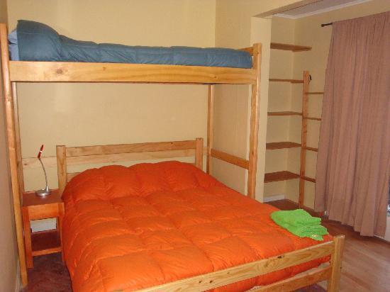 Atacama Low Cost: Habitación twin ensuite