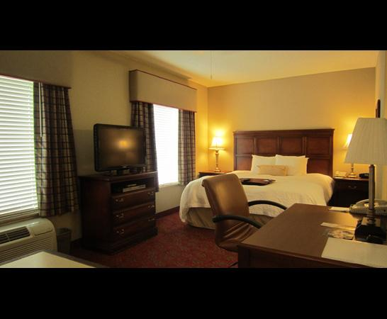 Hampton Inn & Suites Montgomery-East Chase: room view 1