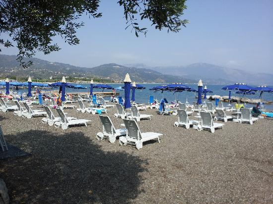 Hotel Torre Oliva: La spiaggia