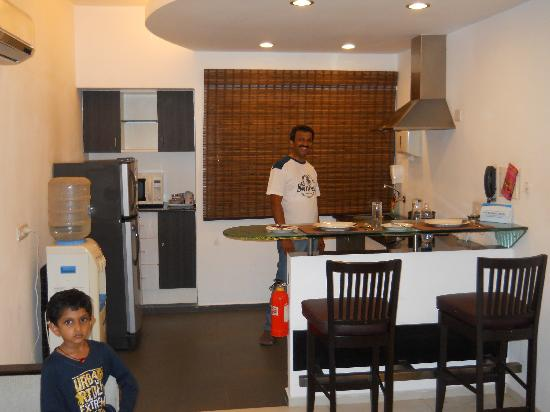 Smart Haven: The kitchen and me