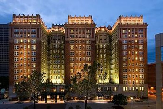 The Skirvin Hilton Oklahoma City: Skirvin Hilton Hotel