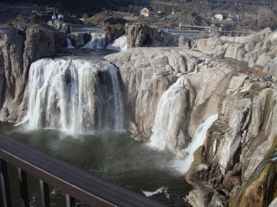 Shoshone Falls -March 2009