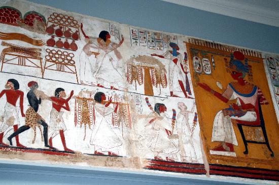 บริติชมิวเซียม: Ancient Egyptian artifacts