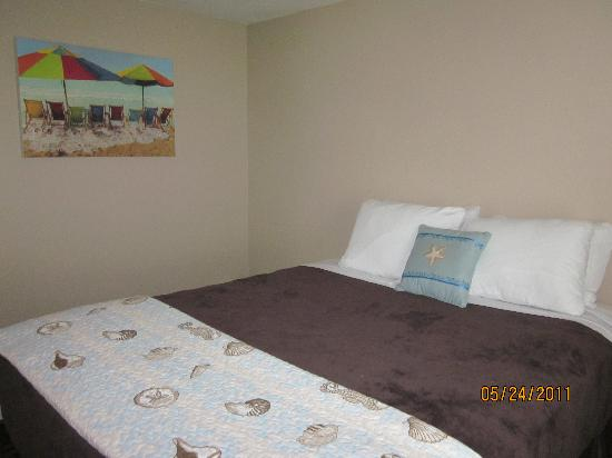 Boardwalk Inn: Our well appointed rooms.