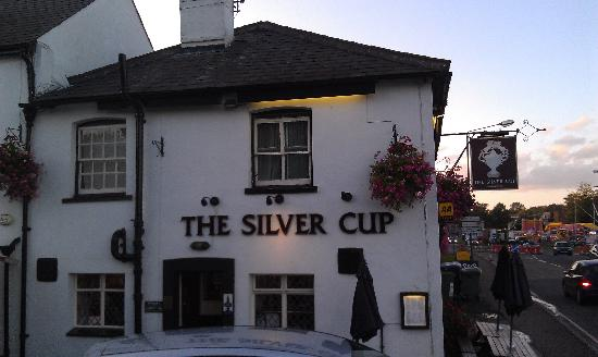The Silver Cup: The Cup