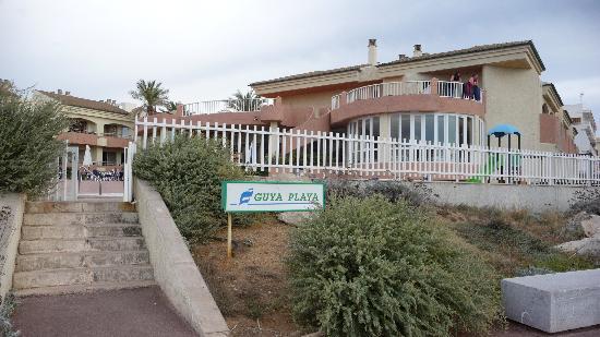 THB Guya Playa: hotel guya playa