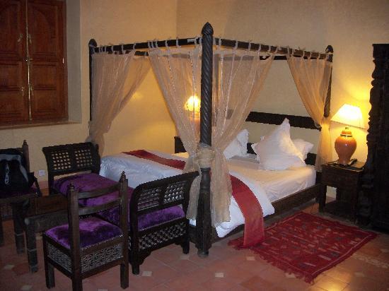 Palais Soltan Riad & Spa: Our Palais room on the ground floor