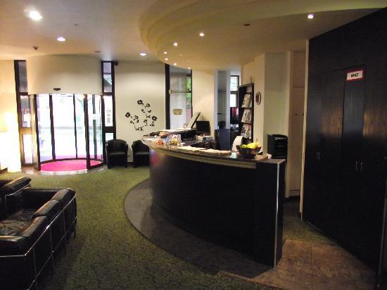 Hotel Mirage Neuss: Reception